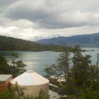 Patagonia scene by S. Reichard
