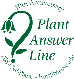 Plant Answer Line - click to ask a question