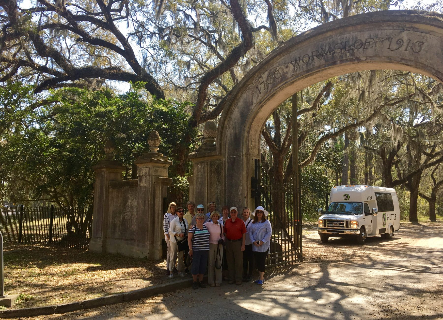 Wormsloe Plantation House Tours House Plan 2017