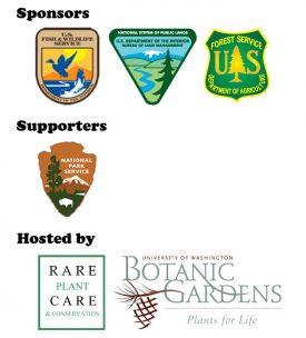 Plant Biodiversity Conference 2012 sponsor logos