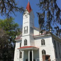 Tabernacle Baptist Church in Beaufort, South Carolina