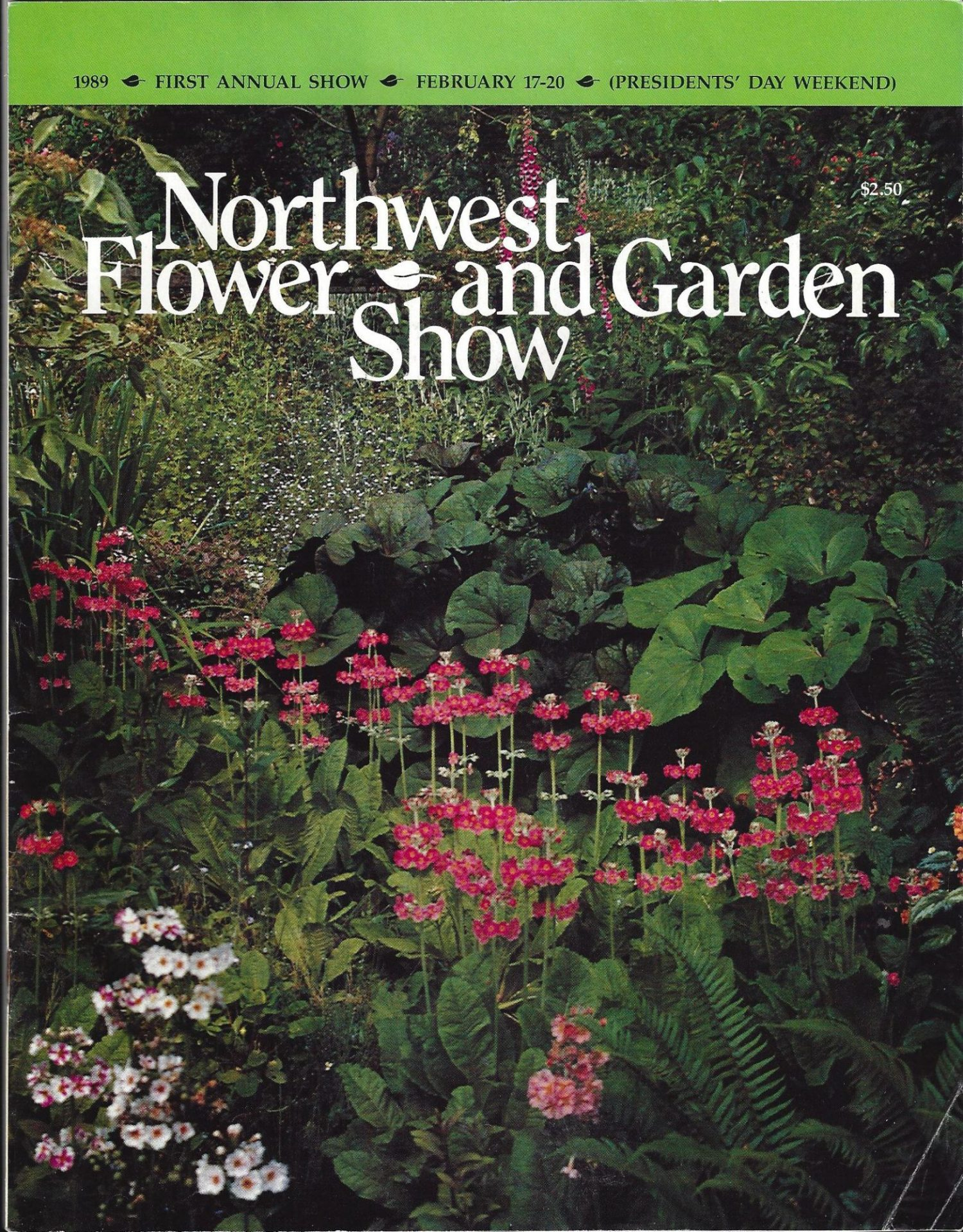 this indeed was an exciting event showcasing such a sizable indoor garden display never before seen here a dream come true of the founder and owner - Northwest Flower And Garden Show