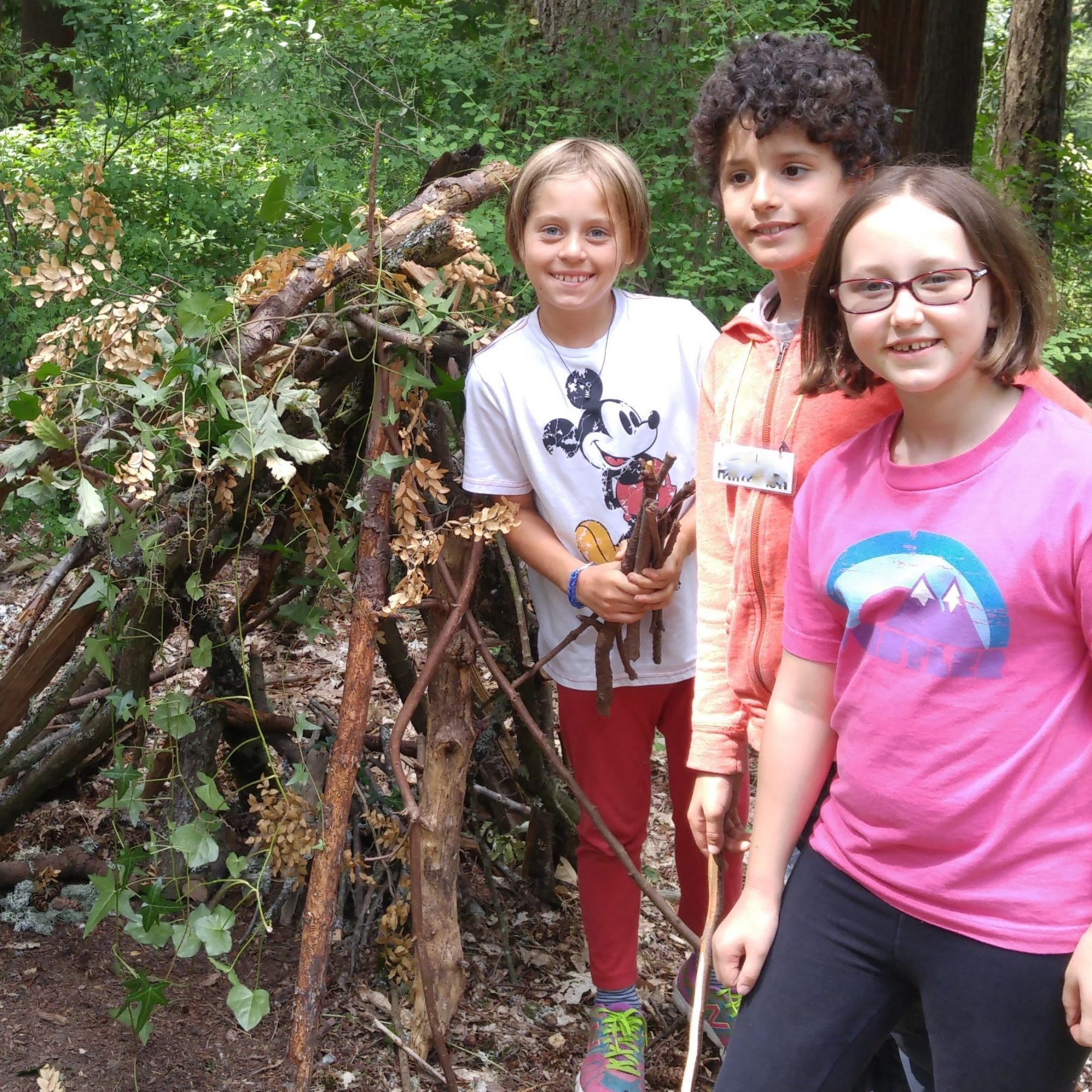 Summer Camp | University of Washington Botanic Gardens