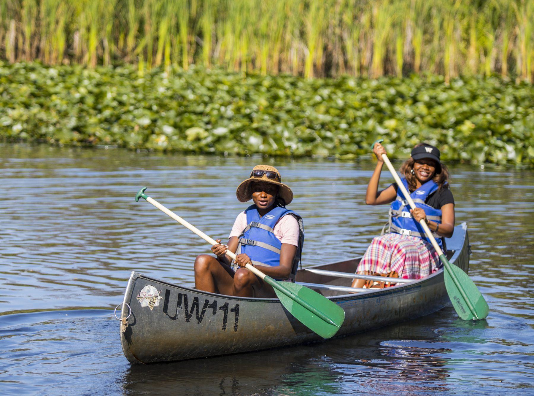 Birding Amp Boating University Of Washington Botanic Gardens