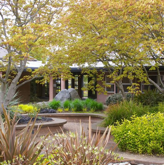 McVay Courtyard