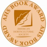 AHS book award logo